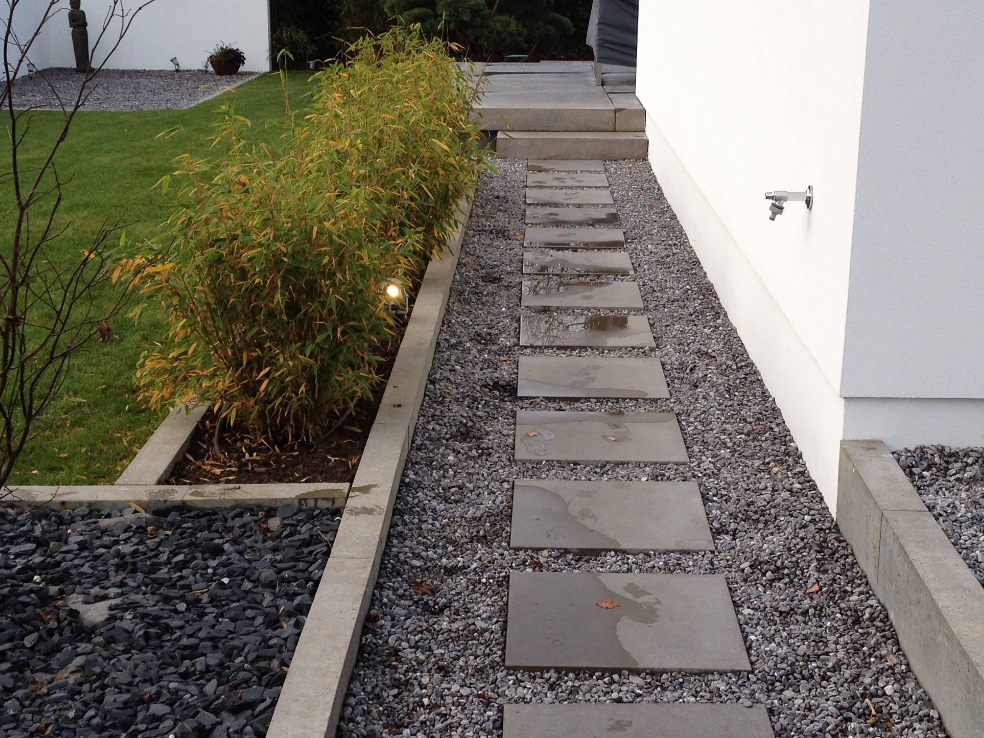hausgarten bauhaus 1 | righini garten- und landschaftsbau, Garten ideen